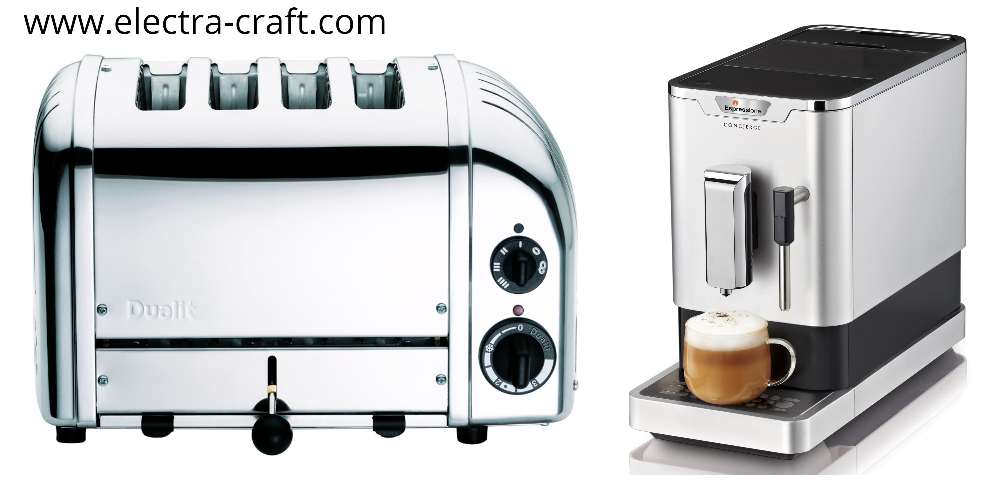 Dualit Toaster Parts Electra Craft Com