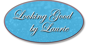 Looking Good by Laurie, Logo