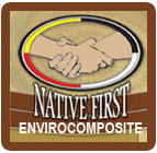 Logo, Native American Products in Bakersfield, California